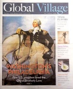 Story on Philadelphia in Global Village