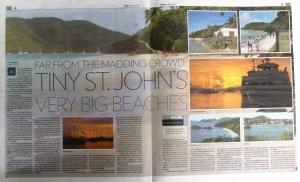 Virgin Islands story