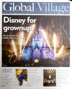 Disney World story