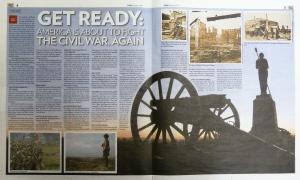 Civil War story