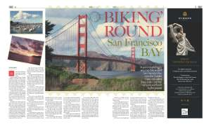 Global Village story on biking in San Francisco