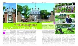 Williamsburg story